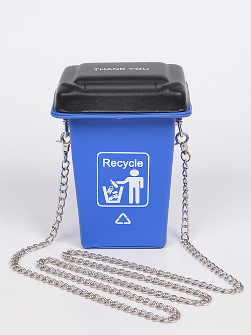 Recycle Bag (Blue)