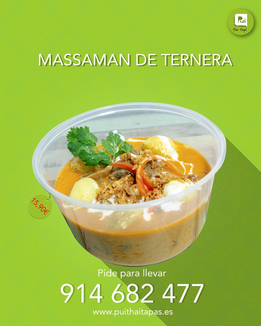 Masaman Thai