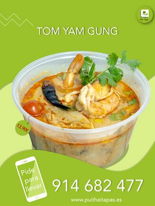 Tom Yam Gung_Take away