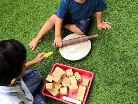 Gender equality in preschoolers