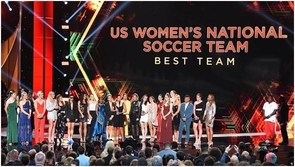 US Women's National Soccer Team (ESPY).j