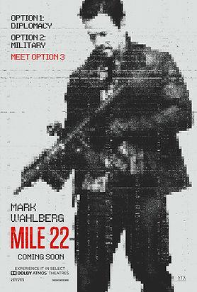 Veteran Fashionista - Mile 22 Poster.jpg
