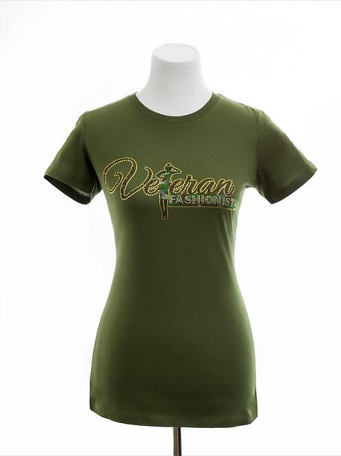 Original VF Shirt Camo Green