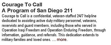 Courage To Call A Program of San Diego 2