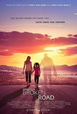 God Bless the Broken Road - Movie Poster