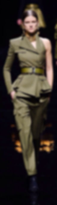 Veteran Fashionista - MilitaryRunwayLook