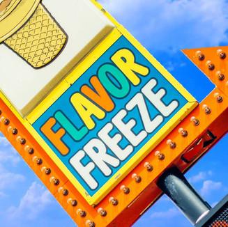 Flavor Freeze