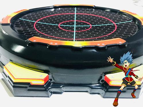 BeyStadium Arena para Batalha Battle Turbo - Xavier