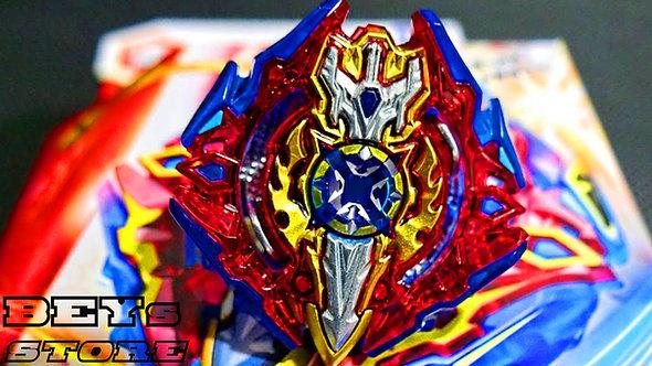Takara Tomy Beyblade Burst B-92 Starter Sieg Excalibur.1.Ir Burst God Layer