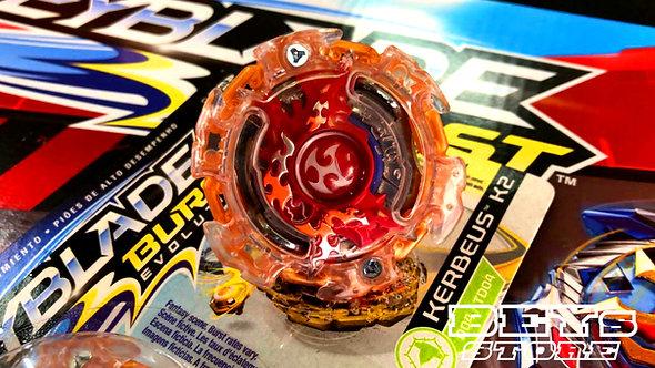 Beyblade Burst Kerbeus K2 - Hasbro