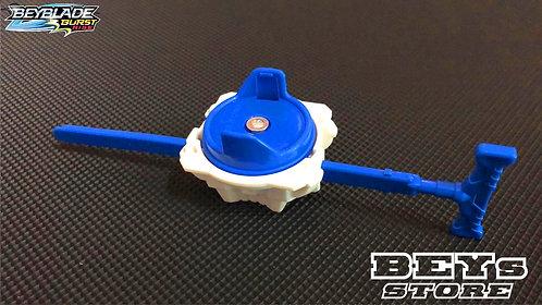 Lançador Simples para Beyblade com Rotação Dupla
