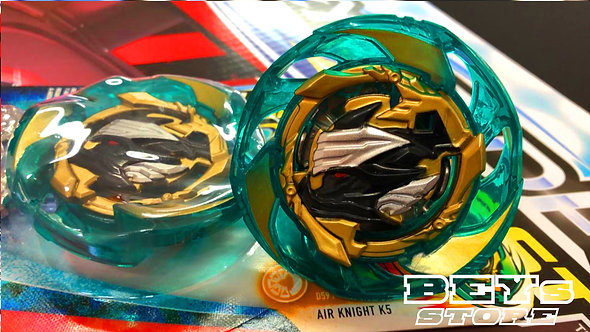 Beyblade Burst Rise - Hypersphere - Air Knight K5