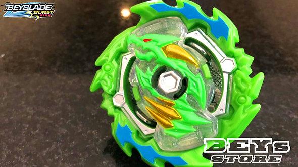 Beyblade Burst Rise HyperSphere Ace Dragon D5 - Hasbro c/ lançador Rotação Dupla