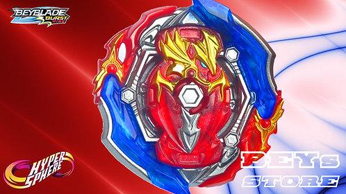 Beyblade Hyper Sphere Starter - Union Achilles A5 - Hasbro