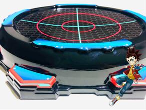 Blader´s vejam novas arenas de batalha para nossos Beys uhuuuuu !!!