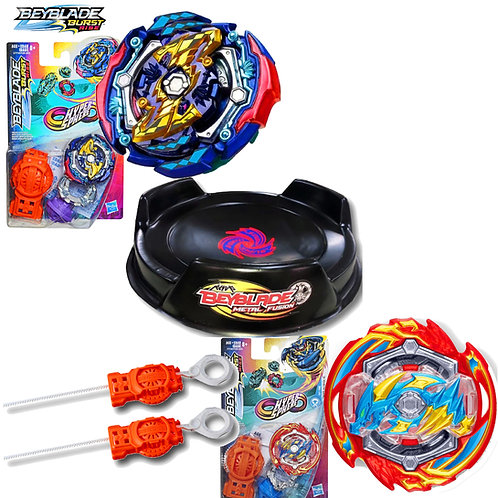 Beyblade Hypersphere Judgement Joker vs Ace Dragon - Hasbro