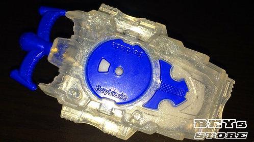 Lançador de Beyblade Corda B-99 Transparente - TakaraTomy