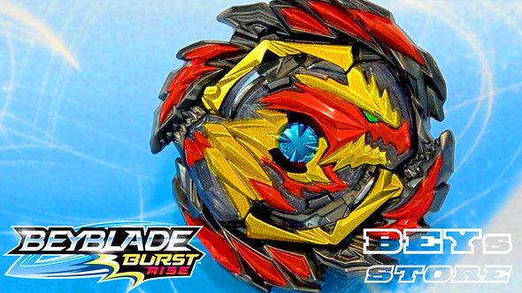 Beyblade Burst Rise Venom Devolos D5 Hypersphere - Hasbro