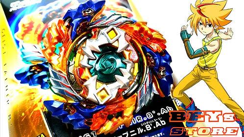Beyblade B-122 Geist Fafnir. 8 ab - Takara Tomy