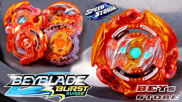 Beyblade Burst Surge Glide Roktavor R6 - Hasbro