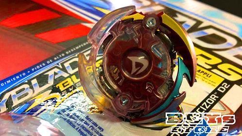 Beyblade Burst Doomscizor D2 - Hasbro