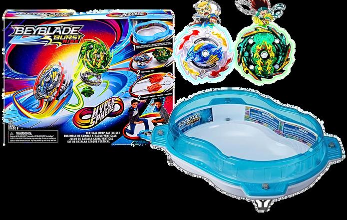 Beyblade Beys Store Hyper Sphere - Hasbro