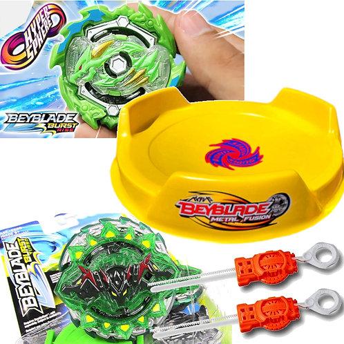 BEYBLADE Burst - Combo 12 - Kerbeus vs Ace Dragon - Hasbro
