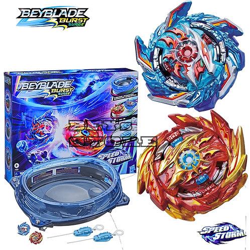 Beyblade Burst Surge Velocidade Vitória Eletrizante - Hasbro