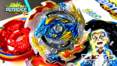 Beyblade Burst Gt Ace Dran Dragon - B 133  com Lançador | TakaraTomy
