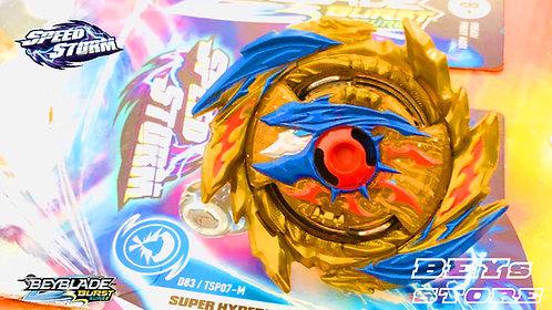 Beyblade Burst Surge Super Hyperion H6 - Hasbro