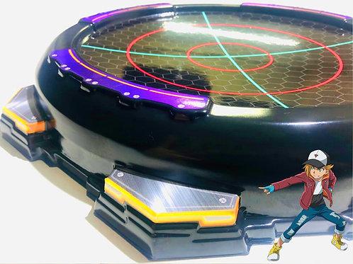 Arena de Batalha beyblade BeyStadium Turbo - Kit Lopez