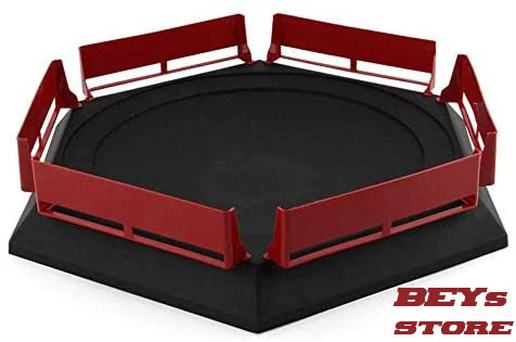 Beyblade Arena Beystadium Schwarz - 33cm