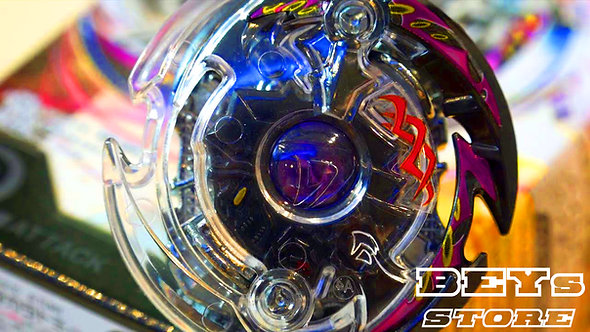 Beyblade Busrt B-42 Dark Deathscyther.f.j - Takara Tomy