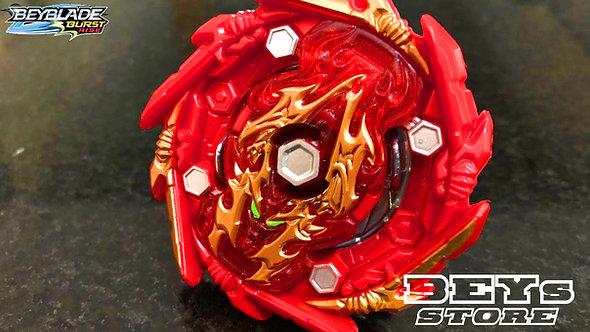 Beyblade Burst Rise Hypersphere Bushi Ashindra A5 com Lançador Rotação Dupla