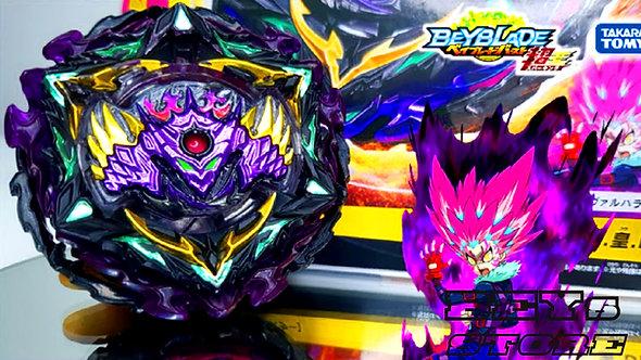 Beyblade BURST Superking B-175 Lucifer - Takara Tomy