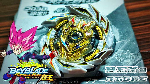 Beyblade Burst B-00 First Uranus - Takara Tomy Ed. Limitada