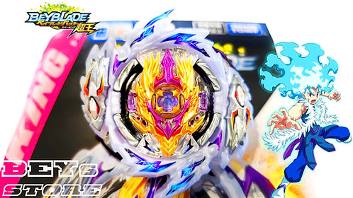 Beyblade Superking B-168 Rage Longinus Destroy - Takara Tomy