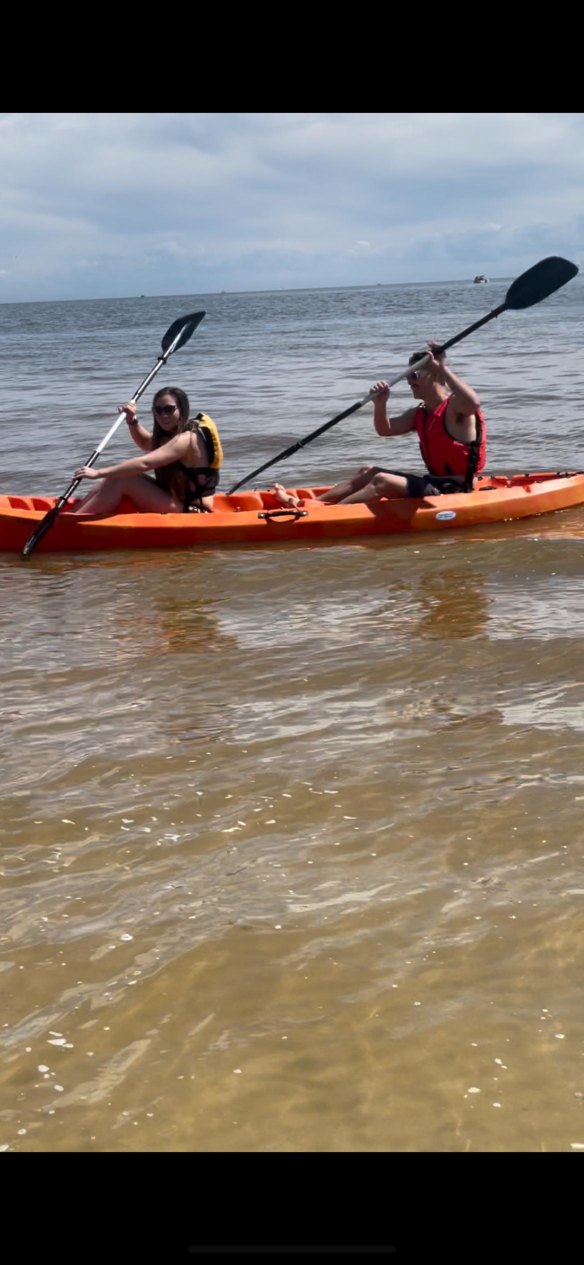 Twin Kayak Hire