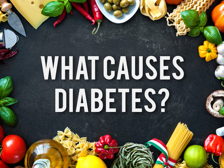 சர்க்கரை நோய் வர காரணம்? What causes diabetes?