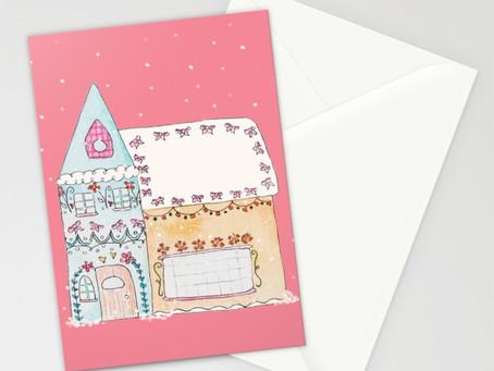 Nieuwe Kerst prints (omdat je er niet vroeg genoeg mee kunt beginnen)