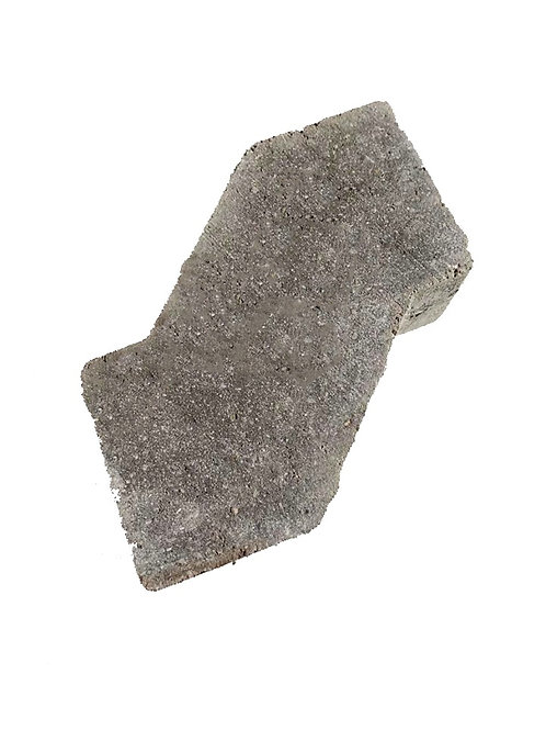 S-Sten - Grå - 8 cm