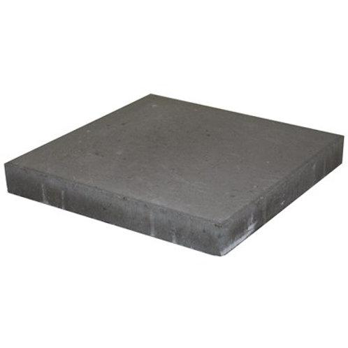 Flise - Mørk - 50x50x5 cm