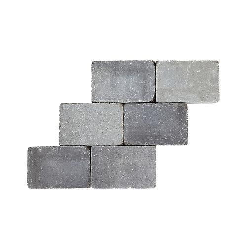 Holmegaardsten - Gråmix - 14x21x5,5 cm