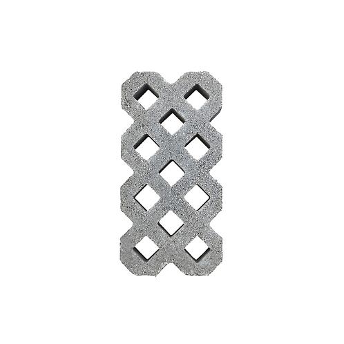 Græsarmeringssten - Costa - 30 x 60 x 10 cm