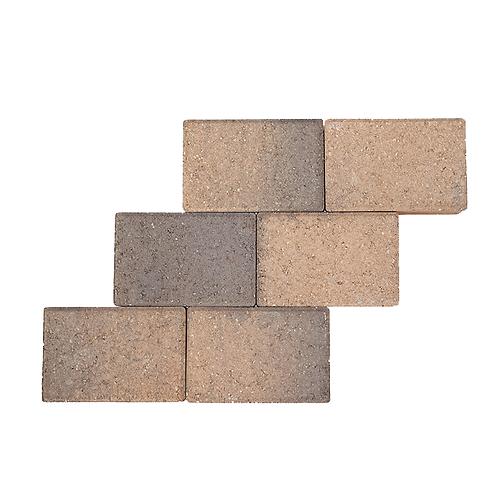 Bondesten - Brunmix - 14x21x5,5 cm