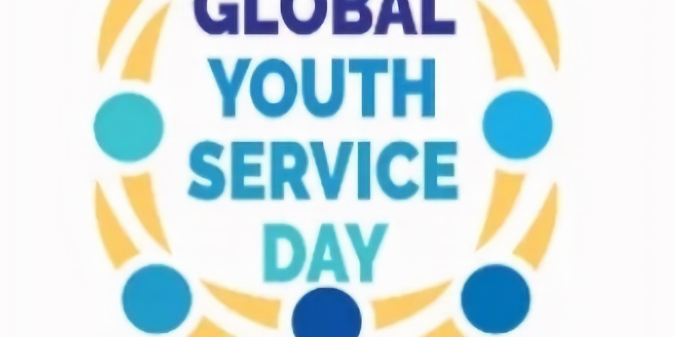 GLOBAL YOUTH SERVICE DAY - Keeping Youth in Service
