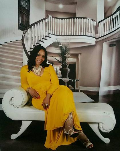 Tanesha Windom; Founding President & CEO, M.A., LLPC