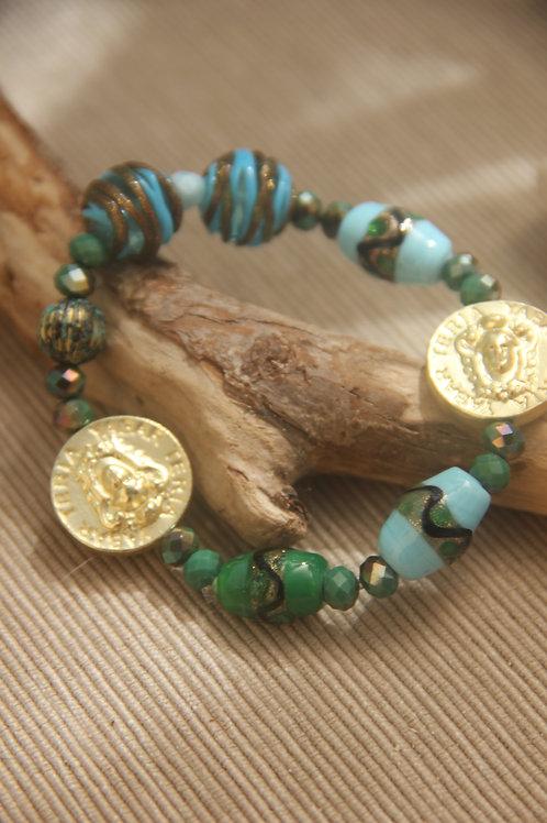 Bracelet S14 Sable Fin