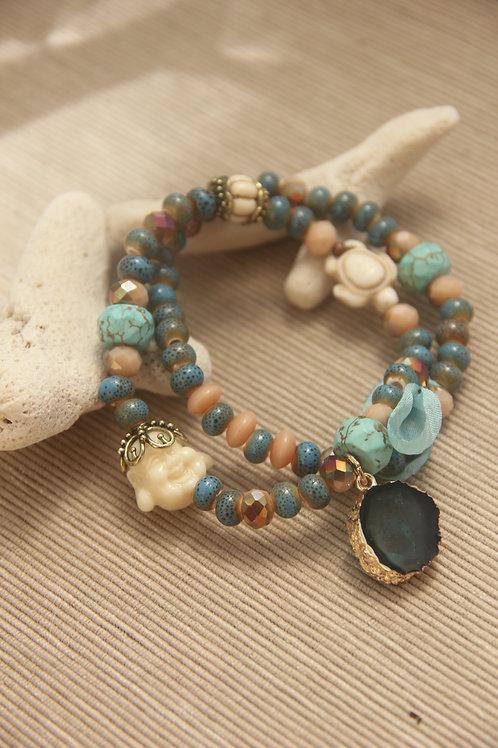 Bracelet D18 Sable Fin