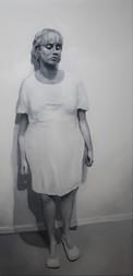 Nurse (sculpture), 2021